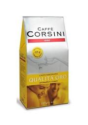 Кофе молотый Caffe' Corsini Qualita' Oro - 125г