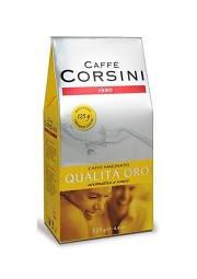 Кофе молотый Caffe' Corsini Qualita' Oro - 125г, фото 2