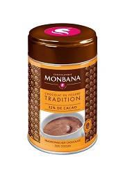 Горячий шоколад Monbana Tradition, 250г