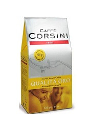 Кофе молотый Caffe' Corsini Qualita' Oro - 250г
