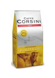 Кофе молотый Caffe' Corsini Qualita' Oro - 250г, фото 2