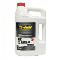 Антифриз-концентрат TEXACO HAVOLINE XLC Concentrate, 5 л