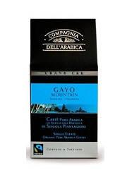 Кофе молотый Compagnia Dell'Arabica Grand Cru Gayo Mountain - 250г, фото 2