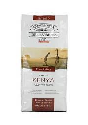 """Кофе в зёрнах Compagnia Dell'Arabica Kenya """"AA"""" - 500г"""
