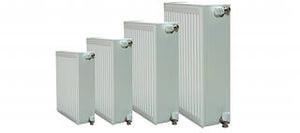Сталевий панельний радіатор тип 33 900*400 daylux