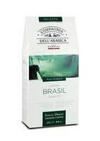 Кофе молотый Compagnia Dell'Arabica Brasil Santos - 125г