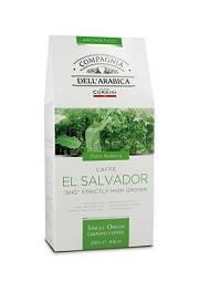Кофе молотый Compagnia Dell'Arabica El Salvador - 250г, фото 2