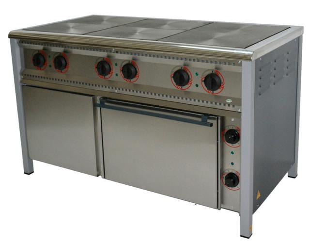 Плити професійні (промислові)