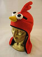 """Шапка """"Angry Birds"""", фото 1"""