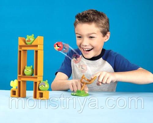 Настільна гра Angry Birds Knock On Wood
