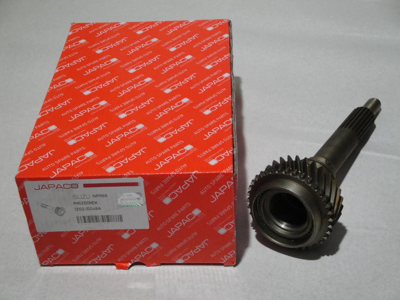 Вал первинний КПП ISUZU БОГДАН A091/A092 MXA5R S=21 (8971689800/8970348480) ENGINE MASTER
