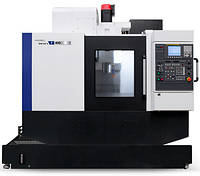 Высокоскоростной вертикально-фрезерный обрабатывающий центр для стандартных задач серии F400