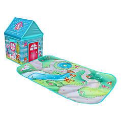 """Pop-it-Up Ігрова коробка """"Зачарований Ліс"""" із ігровим килимком 60x90см"""