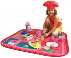 """Pop-it-Up Ігровий килимок """"Кухня"""" 100x100см"""