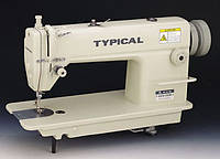 Прямострочная одноигольная машина челночного стежка TYPICAL GC 6150H
