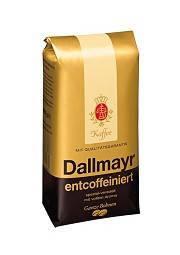 Кофе Dallmayr Entcoffeiniert в зернах без кофеина - 500г