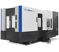 Высокоскоростные горизонтально-фрезерные обрабатывающие центры серии HS4000i/5000i, фото 1