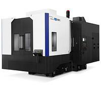 Высокоскоростные горизонтально-фрезерные обрабатывающие центры серии HS6300/8000