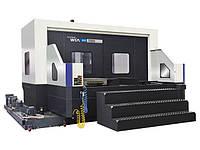 Горизонтально-фрезерные обрабатывающие центры с направляющими скольжения KH1000