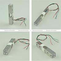 Тензометрический датчик на 40 кг Тензодатчик для весов, фото 1