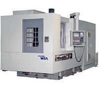 Автоматическая линия на базе обрабатывающих центров WH63TM/50TFC
