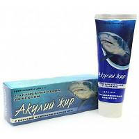 Крем для ног - Акулий жир с конским каштаном и корой ивы
