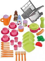 Посуда игрушечная набор Ecoiffier 2619
