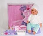 Кукла Беби Берн 8002 Лялечка