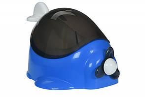 Same Toy QCBABY Дитячий горщик - Літак (синій)