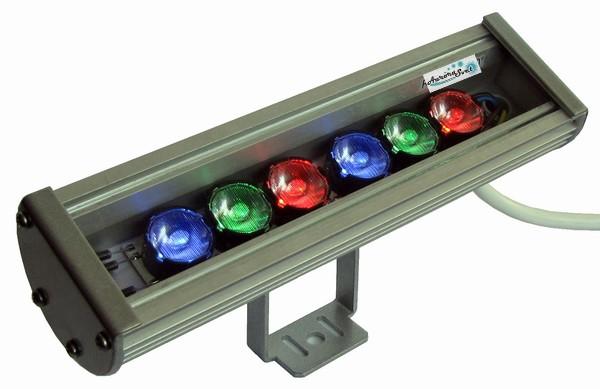 Прожектор светодиодный С-20. RGB прожектор.