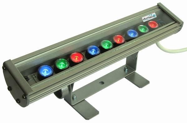 Прожектор светодиодный (RGB) С-30. RGB прожектор.