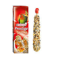 Prestige Sticks ОРЕХИ С МЕДОМ ПОПУГАЙ (Nuts+Honey) лакомство попугаев, 2ед.х70г.