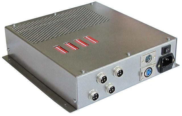 Блок управления светом БУС-412