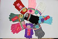 Перчатка детская 5518 (уп.12 штук)Девочка, фото 1