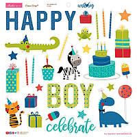Чіпборд - Wish Big Boy - Bella BLVD - 30x30