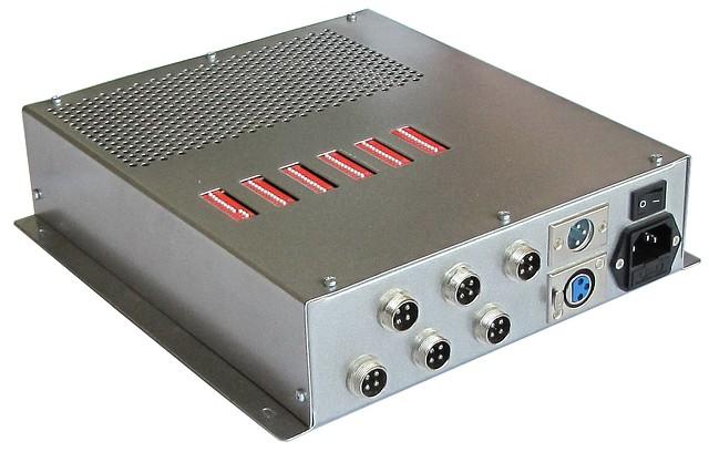 Блок управления светом БУС-528