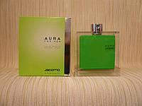 Jacomo - Aura For Men (2000) - Туалетная вода 40 мл
