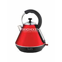 Чайник электрический botti YK-868 (1,8 L) Модена красный конус