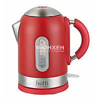 Чайник электрический botti EKS17135 (1,7 L) Красный целиндер