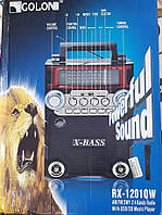Golon RX-1201QW музыкальная колонка радио с караоке