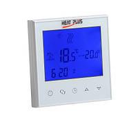 Терморегулятор Heat Plus, BHT 321Gb/White