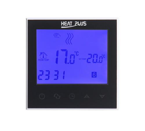 Терморегулятор Heat Plus, BHT 321Gb /Black/Черный