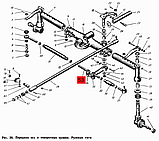 Шарнир унифицированный ЮМЗ, МТЗ длинный, фото 5