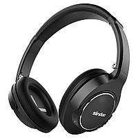 Bluetooth наушники  SLINDOO JH-803 со встроенным микрофоном  Hi-Fi  черный металл
