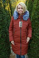 Зимняя женская куртка большого размера (52-60)  (modnyst)