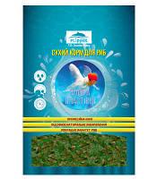 Корм для рыб Флора №1 гранулы 40гр/100мл с растительными добавками 1,5-2мм FLIPPER