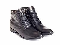 Ботинки Etor 12110-14820-02 44 черные, фото 1