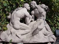 Скульптура гранитная под заказ
