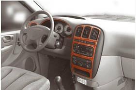 Накладки на панель (Meric, 2001+) - Chrysler Voyager