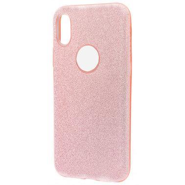 TPU чехол Shine для Xiaomi Redmi Note 5 Pro / Note 5 (DC) (Розовый)